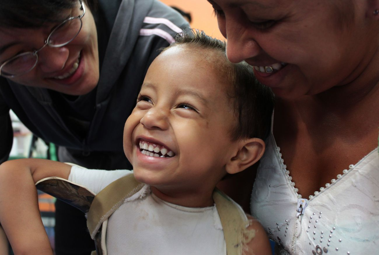 Affordable Universal Health Coverage ─ Taiwan can help --- Nicaragua | Sunshine Social Welfare Foundation | Leave No One Behind