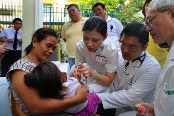 Leave No One Behind   Hualien Tzu Chi Hospital   Philippines