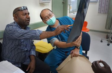 Leave No One Behind | Changhua Christian Hospital | Papua New Guinea
