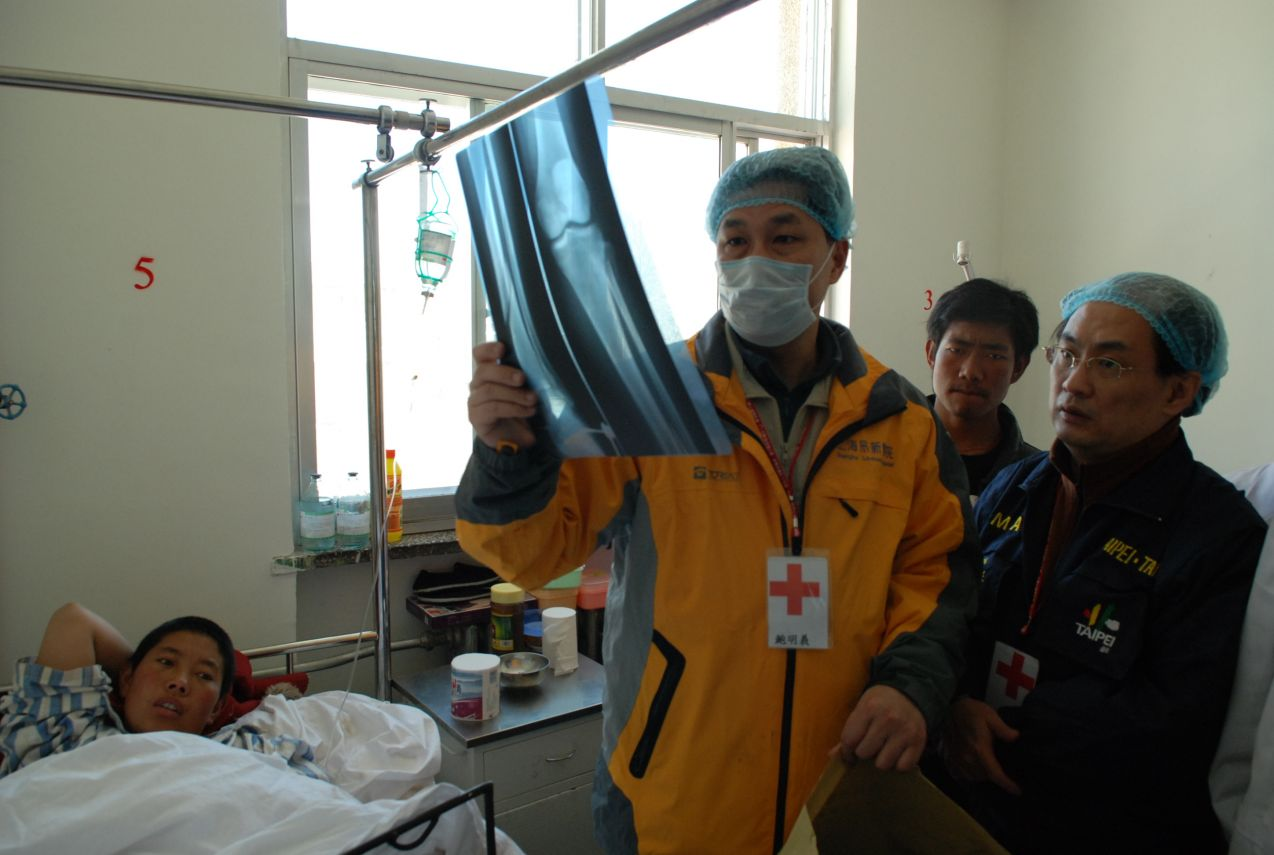 Affordable Universal Health Coverage ─ Taiwan can help --- Mainland China | The Red Cross Society of The Republic of China (Taiwan) | Leave No One Behind