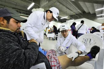 Leave No One Behind | Buddhist Tzu Chi Medical Foundation | Mexico