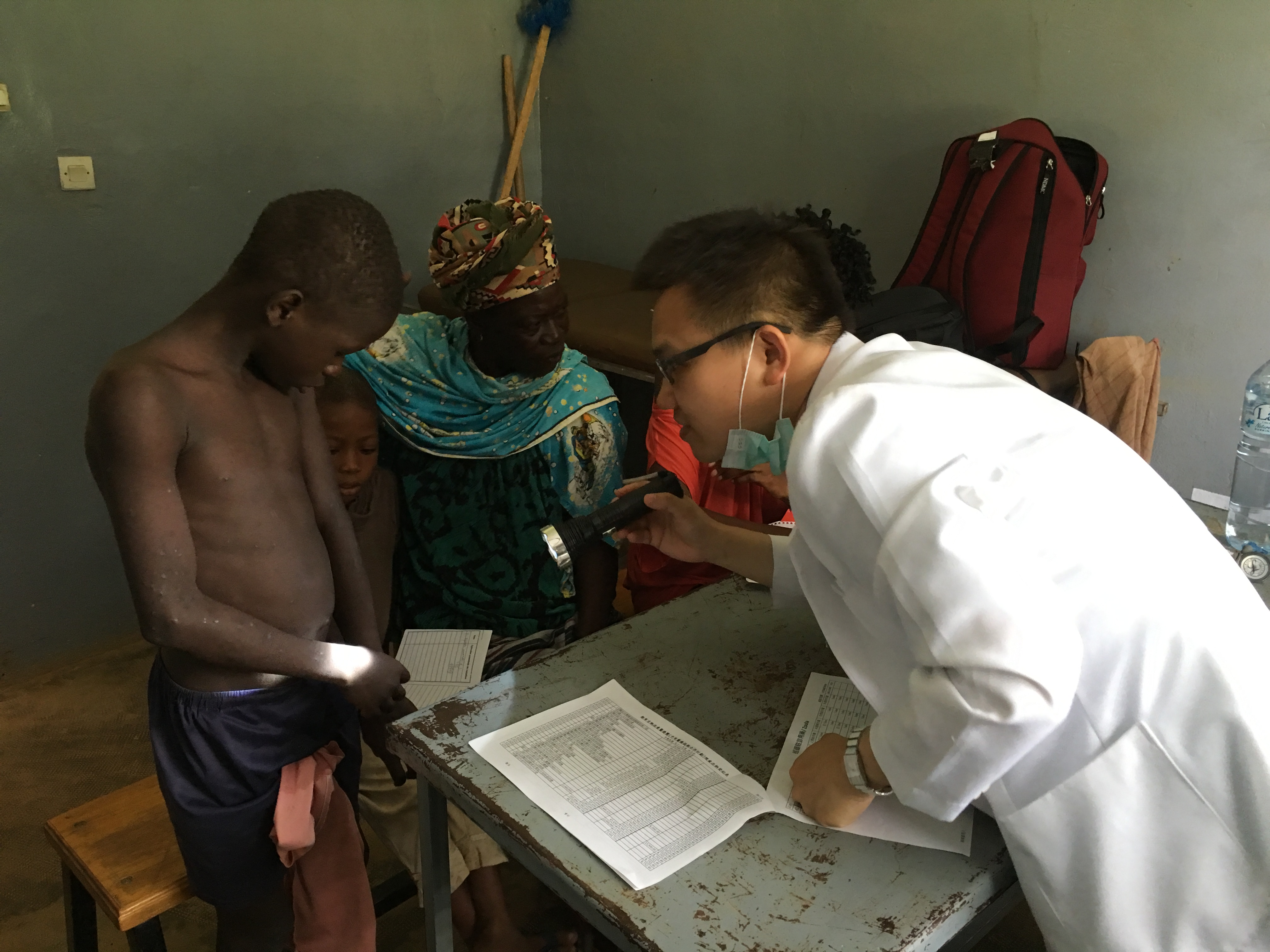 Affordable Universal Health Coverage ─ Taiwan can help --- Burkina Faso | Tri-Serice General Hospital | Leave No One Behind