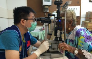 Leave No One Behind | Taichung Veterans General Hospital | Nauru