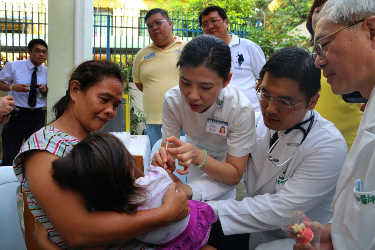 Affordable Universal Health Coverage ─ Taiwan can help --- Philippines | Hualien Tzu Chi Hospital | Leave No One Behind