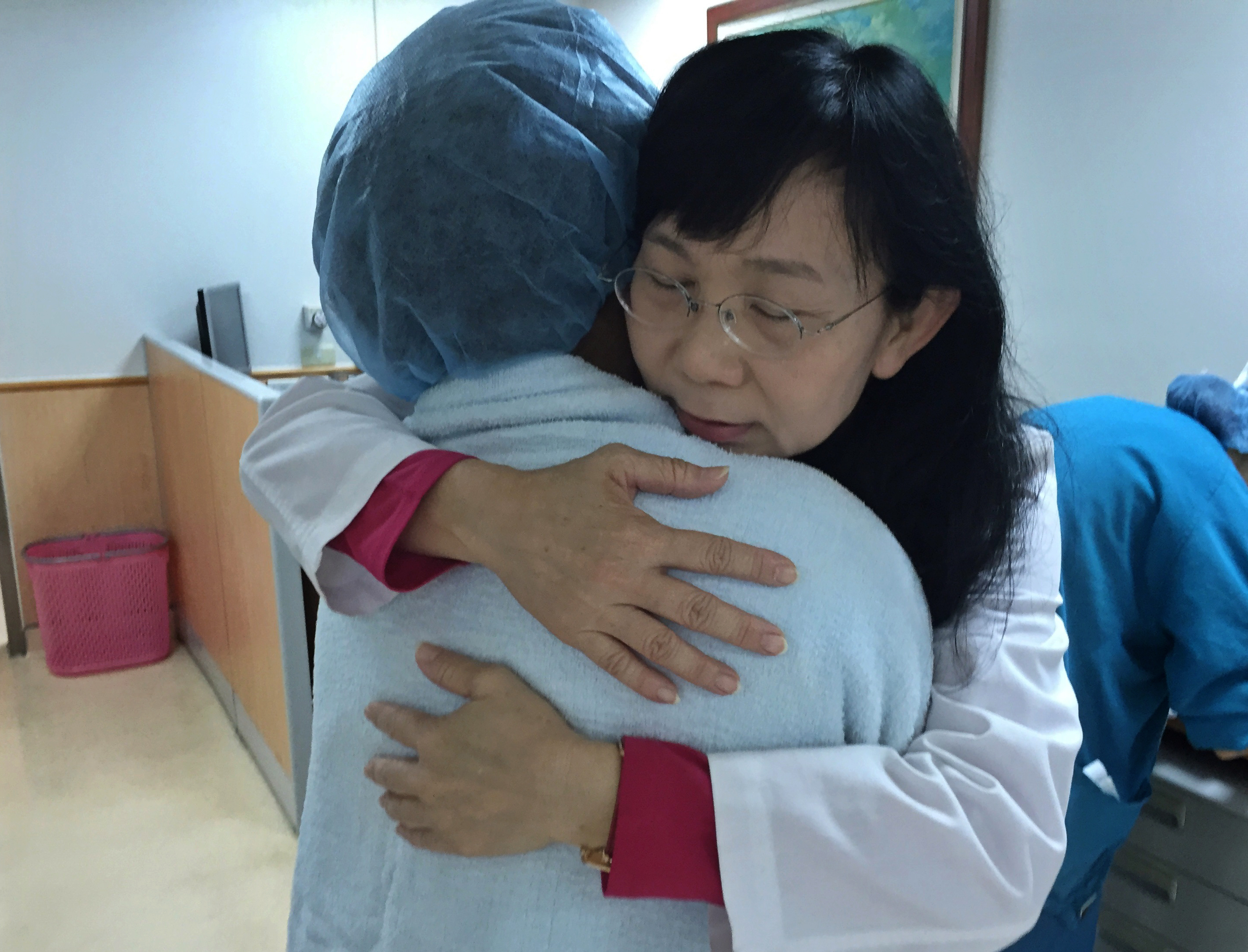 Affordable Universal Health Coverage ─ Taiwan can help --- Papua New Guinea | Changhua Christian Hospital | Leave No One Behind