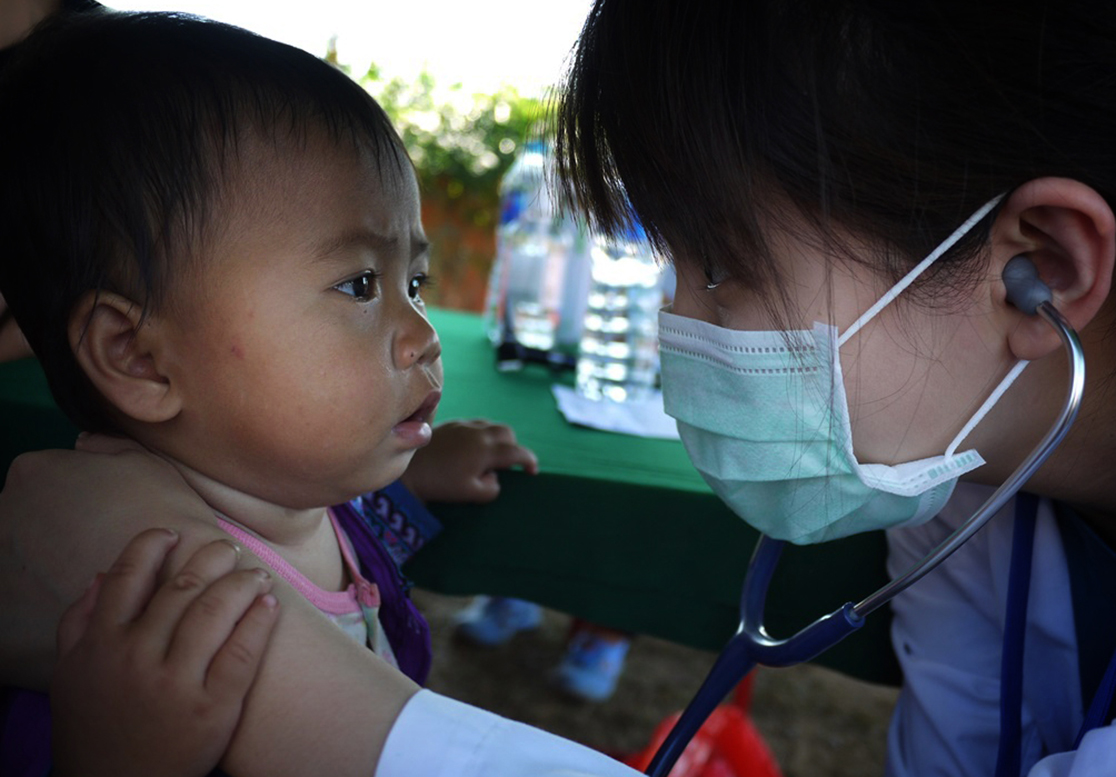 Affordable Universal Health Coverage ─ Taiwan can help --- Thailand | Changhua Christian Hospital | Leave No One Behind