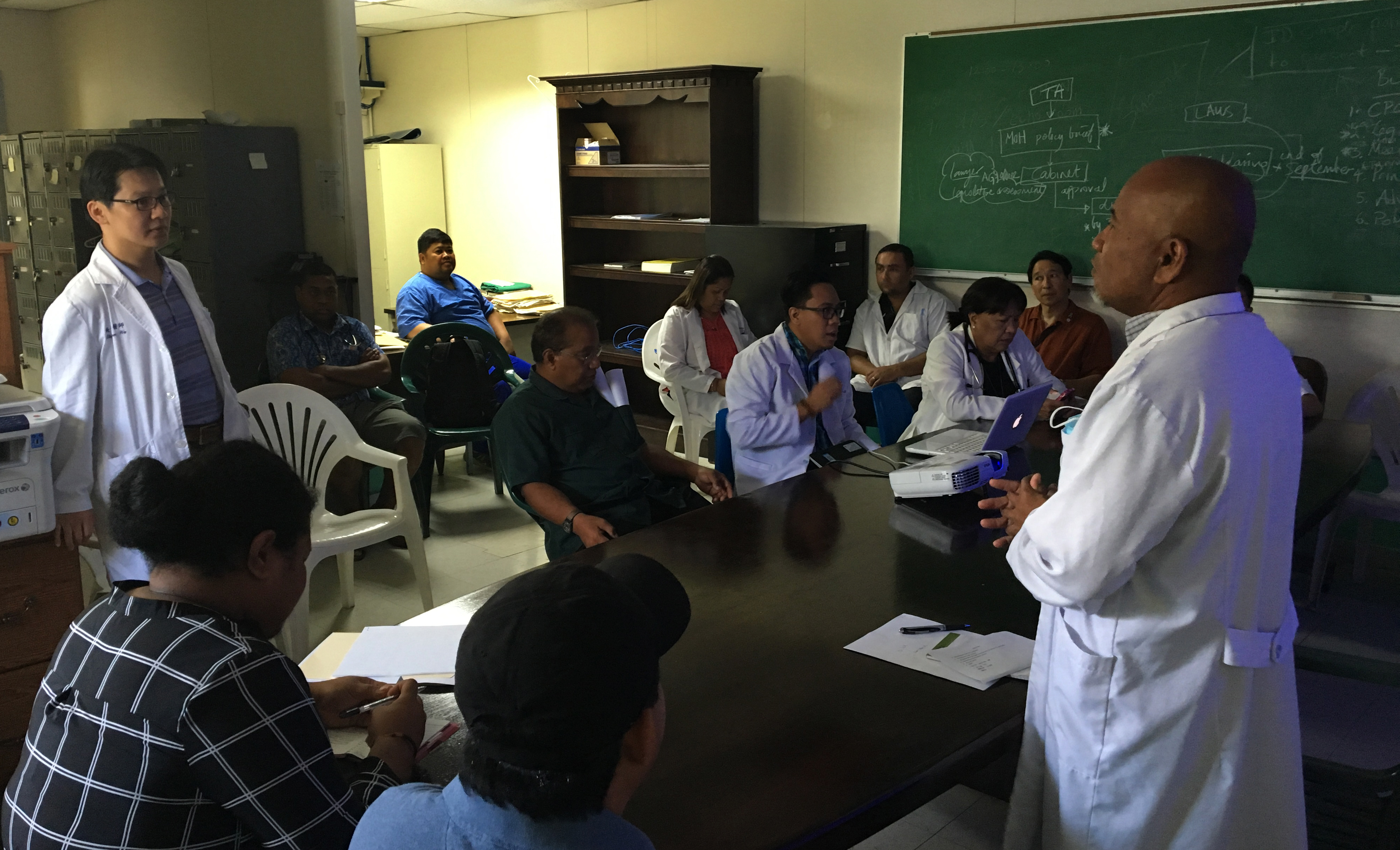 Affordable Universal Health Coverage ─ Taiwan can help --- Swaziland | Taipei Medical University | Leave No One Behind
