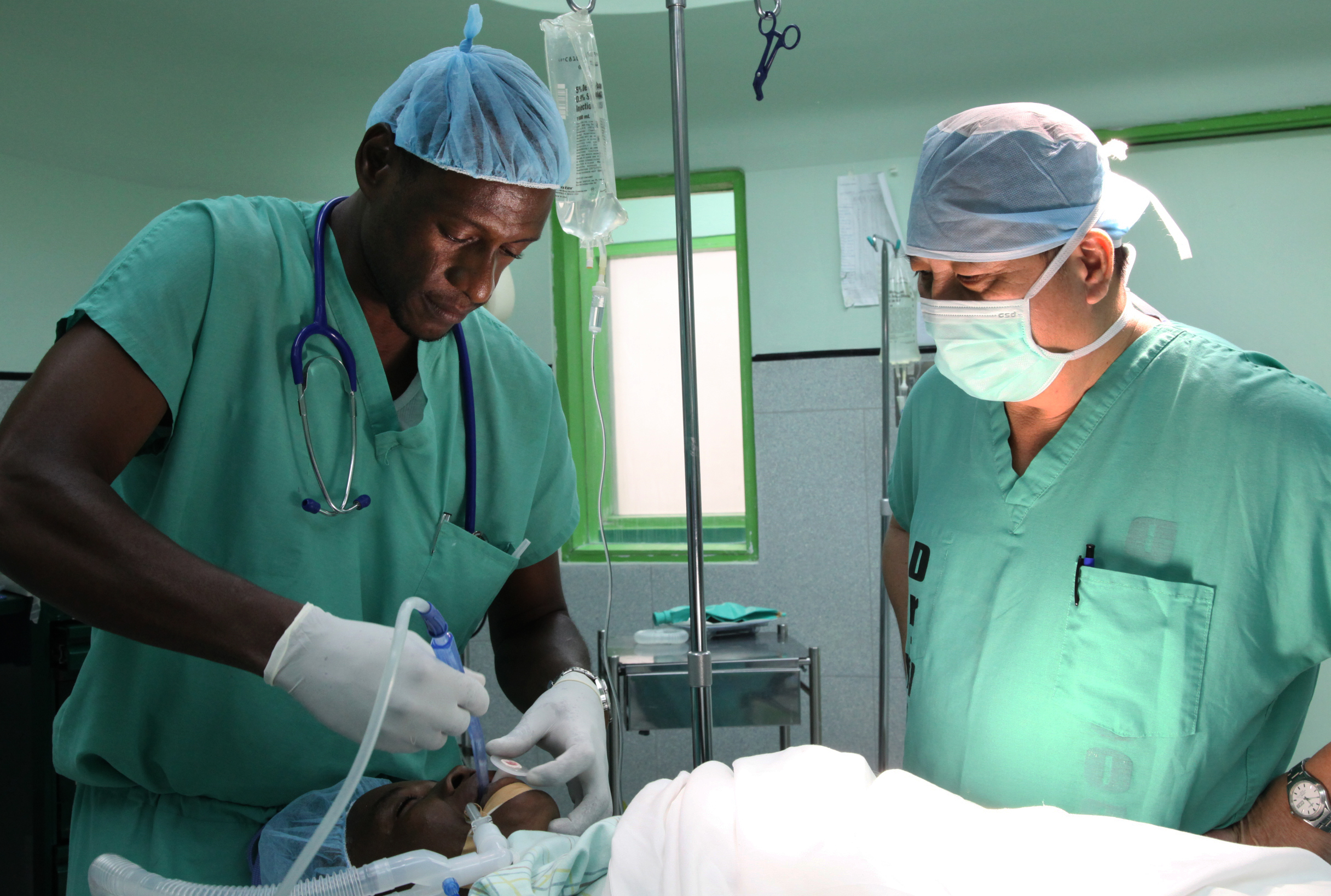 Leave No One Behind | Changhua Christian Hospital | Saint Vincent and the Grenadines