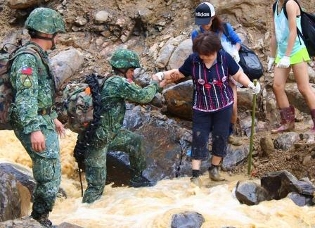 Taiwan recovers from Typhoon Soudelor - Taiwan Today
