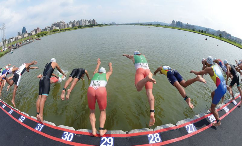 The Rise of Triathlon - Taiwan Today