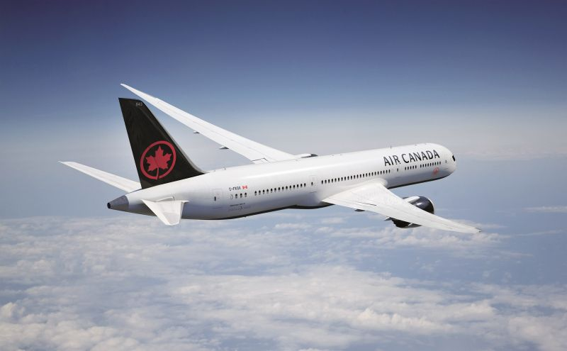 Air Canada to resume Taipei-Vancouver direct flights - Taiwan Today