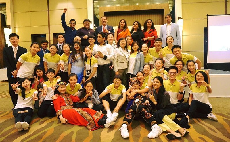 Photos of Taiwan Youth Ambassadors in India Photos - New Southbound Policy