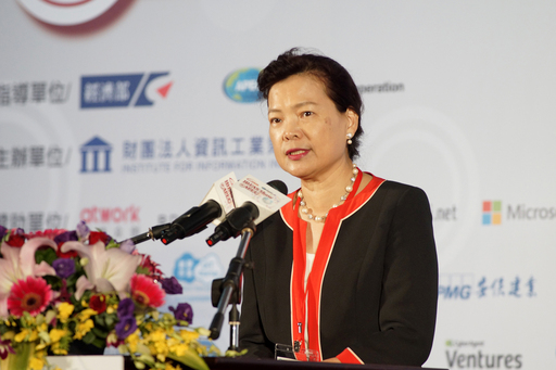 New Southbound Policy。MOEA Vice Minister Wang Mei-hua is at the forefront of government efforts promoting expanded Taiwan-Canada economic cooperation. (CNA)