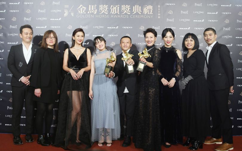 54th Golden Horse Awards Ceremony staged in Taipei - Taiwan Today