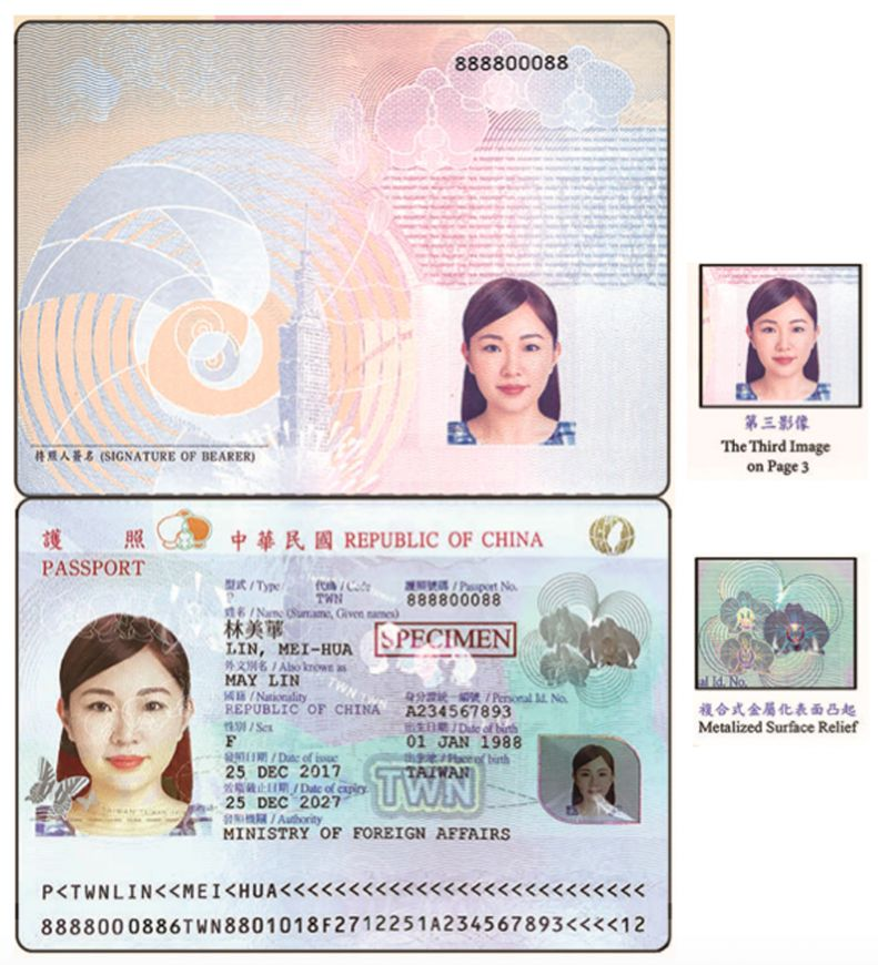MOFA to begin issuing next-generation biometric passports - Taiwan Today