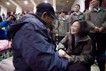 Global community thanked by Taiwan for Hualien quake support
