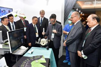 Forum highlights Taiwan's expertise in minimally invasive surgery