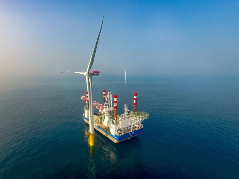 Taiwan sets sights on expanded wind power capacity - Taiwan Today