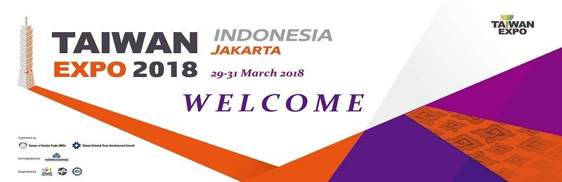 TAIWAN EXPO 2018 in Indonesia Photos - New Southbound Policy