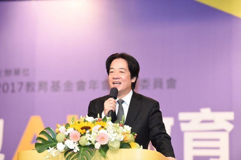New Southbound Policy。Premier Lai Ching-te is coordinating government efforts in ensuring Taiwan stands ready for the impact of a possible large-scale trade dispute between the U.S. and mainland China. (CNA)