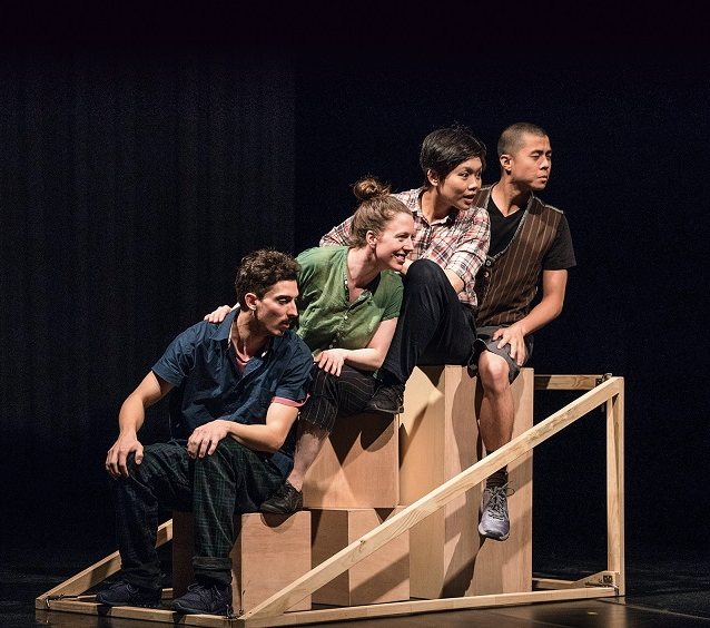 Identity Reflected in a Distant Land —The German–Taiwanese Dance Production Unsolved Photos - New Southbound Policy