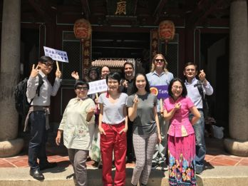 Tainan City to release English audio tours for 9 temples in July