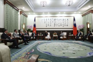 President Tsai eyes expanded Taiwan-US collaboration