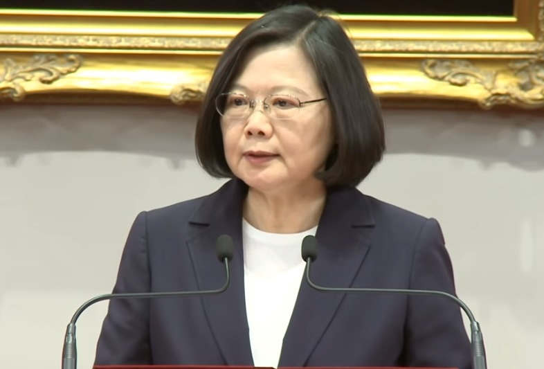 Tsai announces termination of diplomatic ties with Burkina Faso[open another page]