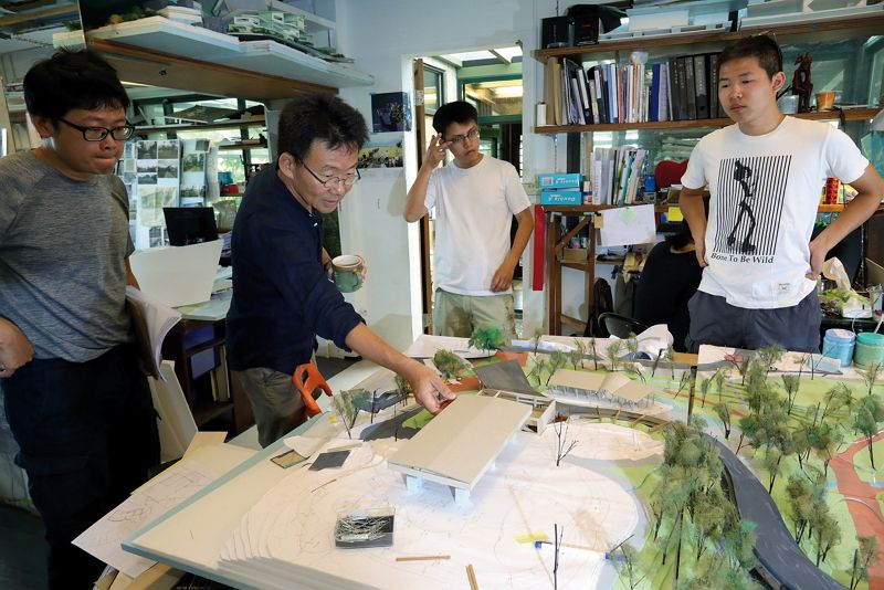 Integrating Buildings with Nature - Huang Sheng-yuan and Fieldoffice Photos - New Southbound Policy