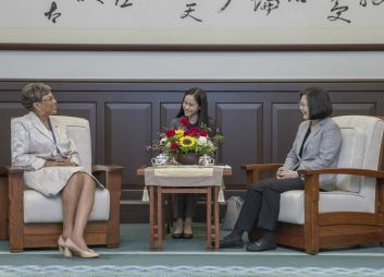 Tsai pledges to strengthen Taiwan-Belize economic, trade cooperation