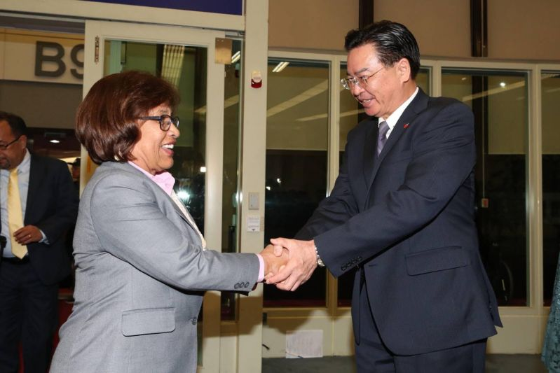 buy new high quality hot sale online Marshall Islands President Heine touches down in Taiwan ...