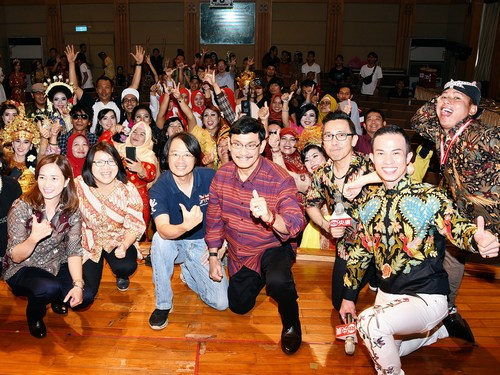 RTI hosts event for Indonesian listeners Photos - New Southbound Policy