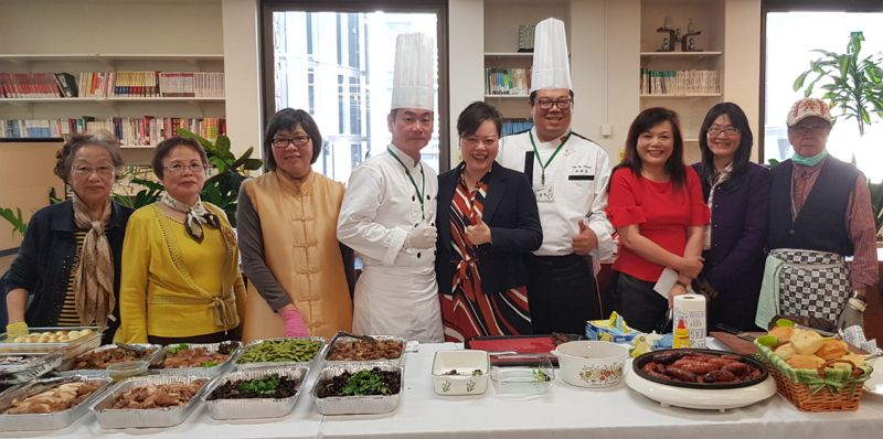 2018 International Tour of Taiwan Gourmet Cuisines arrives in Sydney Photos - New Southbound Policy