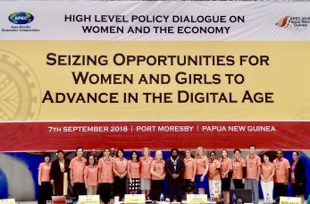 APEC women forum greenlights Taiwan gender equality projects