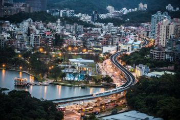 BBC credits Taipei's transport, health care for city's growing appeal
