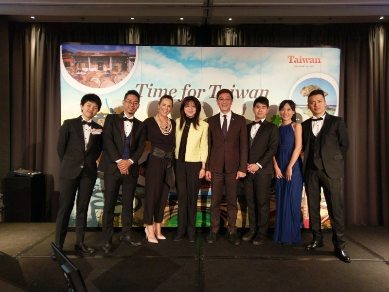 DG Chen attended 2018 Taiwan Tourism Road Show in Melbourne Photos - New Southbound Policy