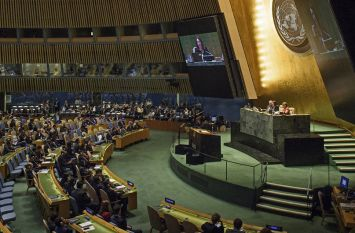 RSF calls on UN to accredit Taiwan journalists