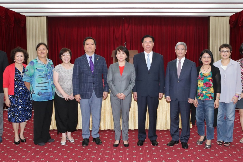MOFA stages 1st forum on international gender equality development Photos - New Southbound Policy