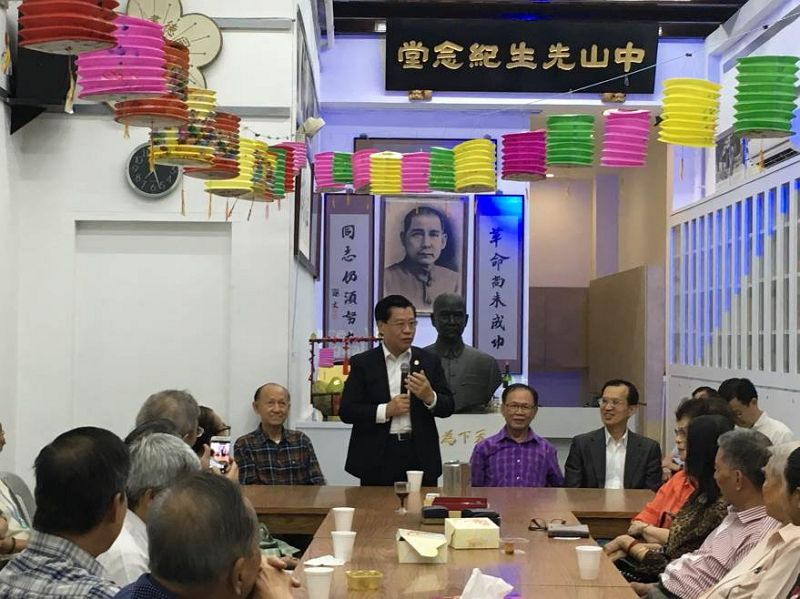 Representative Francis Liang Attends Singapore United Chinese Library's 2018 Mid-Autumn Festival Celebration Photos - New Southbound Policy