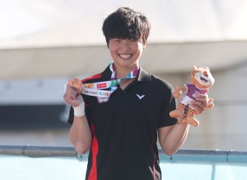Taiwan athletes win 6 medals at Youth Olympic Games in Argentina