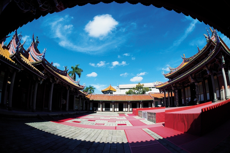 Confucian Traditions Today—Elegant Blends of Old and New Photos - New Southbound Policy