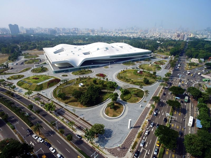 National Kaohsiung Center for the Arts: Think Global, Act Local Photos - New Southbound Policy