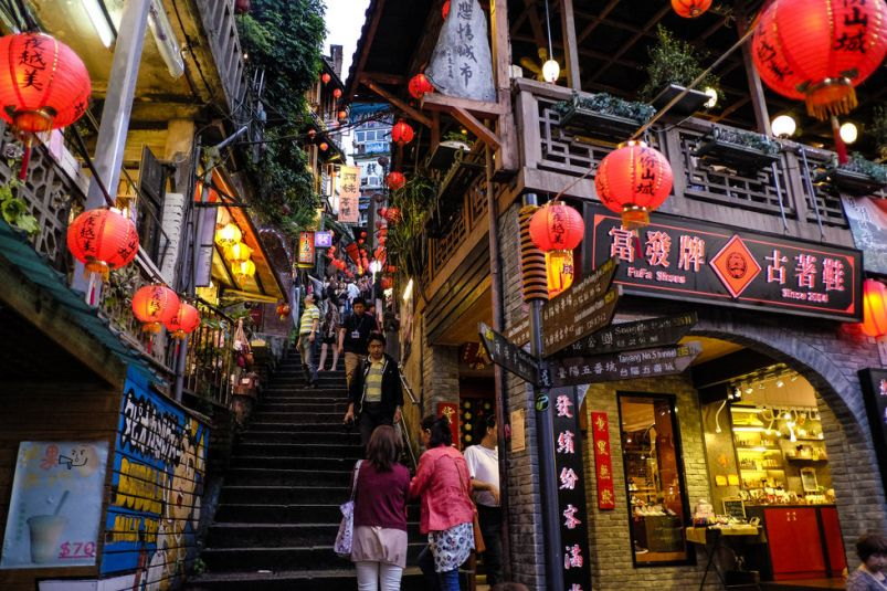 Taiwan welcomes 10 million foreign visitors for 4th consecutive year Photos - New Southbound Policy