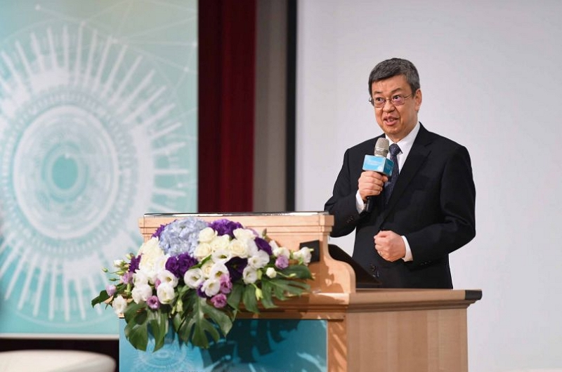 VP Chen lauds Taiwan's aerospace industry development Photos - New Southbound Policy