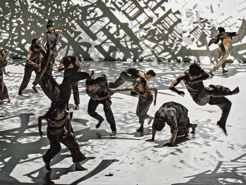 Cloud Gate Dance Theatre to stage acclaimed show 'Formosa' in Malaysia Photos - New Southbound Policy