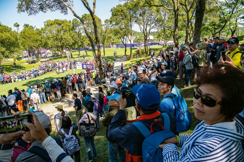 The LPGA Taiwan Championship: The Global Spotlight Shines on Local Golf Photos - New Southbound Policy