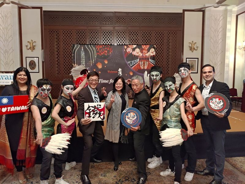 2019 Taiwan Tourism workshop and B2B session launched in New Delhi Photos - New Southbound Policy