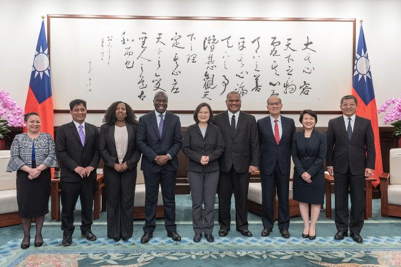 President Tsai eyes greater global participation for Taiwan Photos - New Southbound Policy