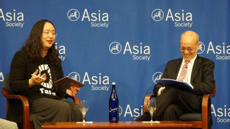Taiwan digital minister listed among Foreign Policy's 100 global thinkers Photos - New Southbound Policy
