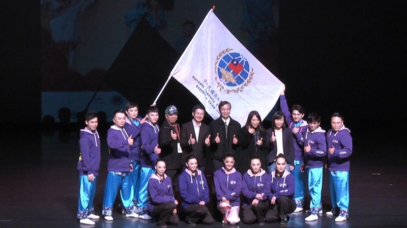 Keelung first to see the pre-departure public performance of the OCAC's 2019 Lunar New Year Goodwill Mission Photos - New Southbound Policy